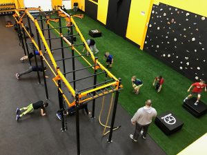 Power, Strength, & Agility Class @ Buxton Athletic Training Center